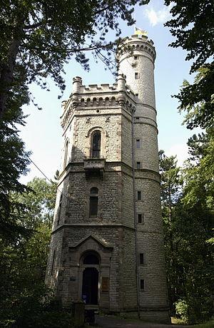 Goettingen, Bismarckturm