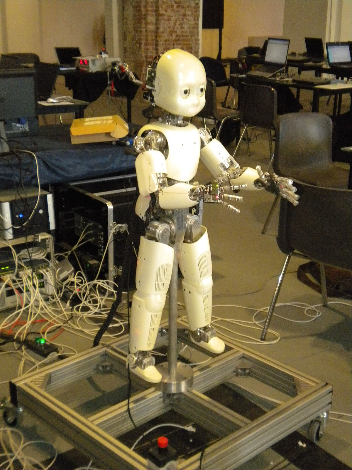 Open Source Robotics