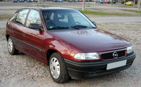 Opel Astra - Wikipedia, la enciclopedia libre