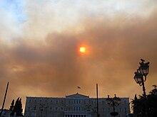 Pencemaran Udara Wikipedia Bahasa Melayu Ensiklopedia Bebas