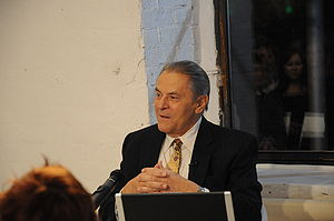 Stanislav Grof, psychologist and psychiatrist