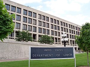 The Frances Perkins Building of the U.S. Depar...
