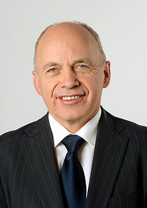 Deutsch: Schweizer Bundesrat de:Ueli Maurer, 2009