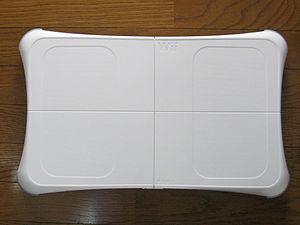 """Wii Balance Board"" Nintendo Wii Fit"