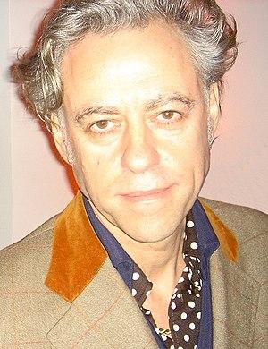 English: Bob Geldof