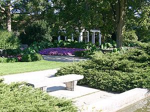 Boerner Botanical Gardens, Milwlaukee, Wisconsin