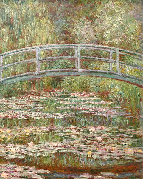 File:Bridge Over a Pond of Water Lilies, Claude Monet 1899.jpg