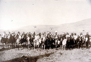 "Nez Perce group known as ""Chief Joseph's ..."