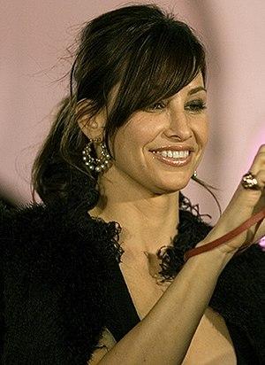 actress Gina Gershon