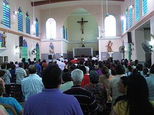 Español: Iglesia San Miguel