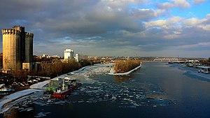 Самара (приток Волги) — Википедия