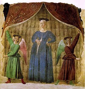 Image illustrative de l'article Madonna del Parto (Piero della Francesca)