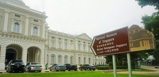 National Museum of Singapore - Joy of Museums - External