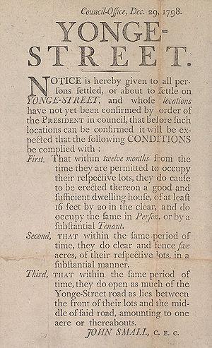 English: Government notice describing the duti...