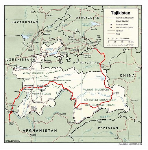 GBAO Pamir Travel Guide Visit Tajikistans Wildest Region The