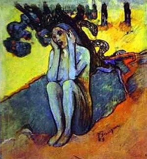 Paul Gauguin: Eve - Don't Listen to the Liar (...