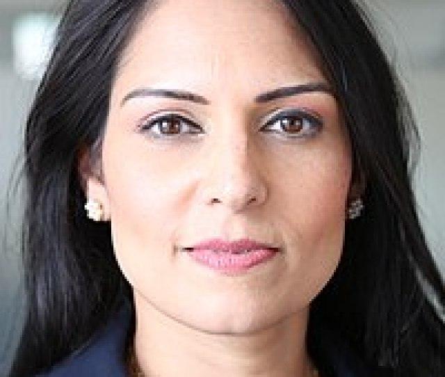 Priti Patel Mp Of Uk Conservative Party