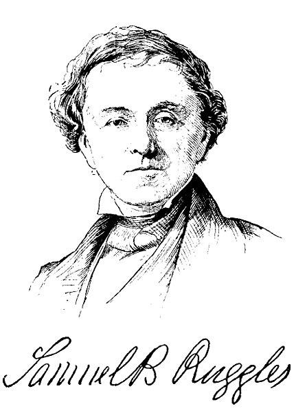 Samuel B Ruggles