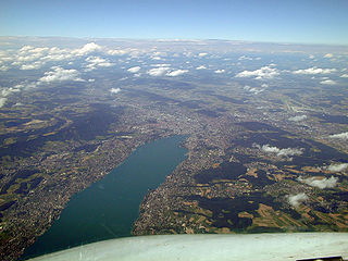 Zurich: The best place to live? (Source: Wikimedia Commons)