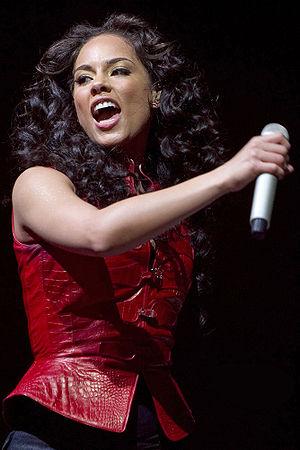Alicia Keys at Pavilhão Atlântico (Lisbon, Por...