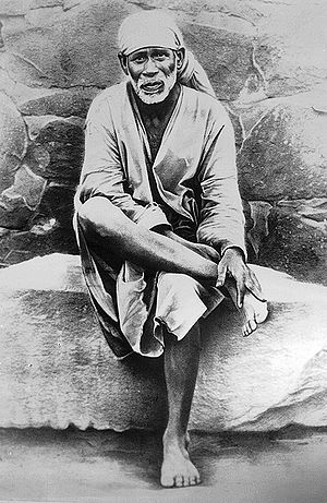 The most well known photograph of Sai Baba of ...