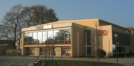 Budyšin: Němsko-Serbske ludowe dźiwadło Budziszyn: Niemiecko-Łużycki teatr ludowy