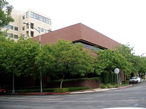 The courthouse of the California Court of Appe...