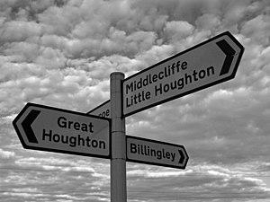 English: Crossroads