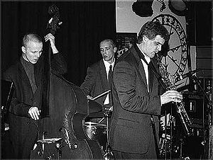 English: The Norwegian jazz band Element in co...