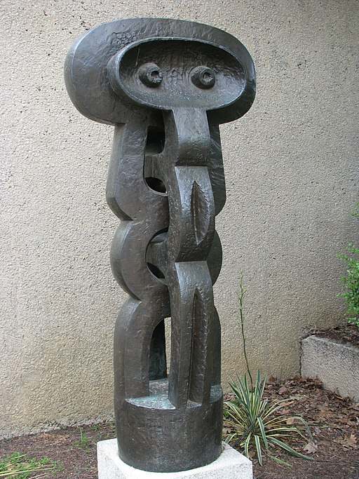 """The Figure"" by Jacques Lipchitz"