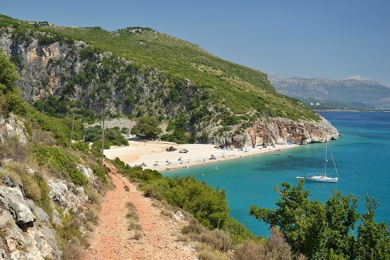 Gjipe Beach tailor made tours - Albania car transfer | Luxury travel in Europe
