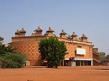 Maison du peuple de Ouagadougou.