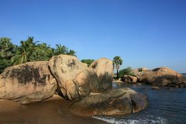 Pasikudah beach