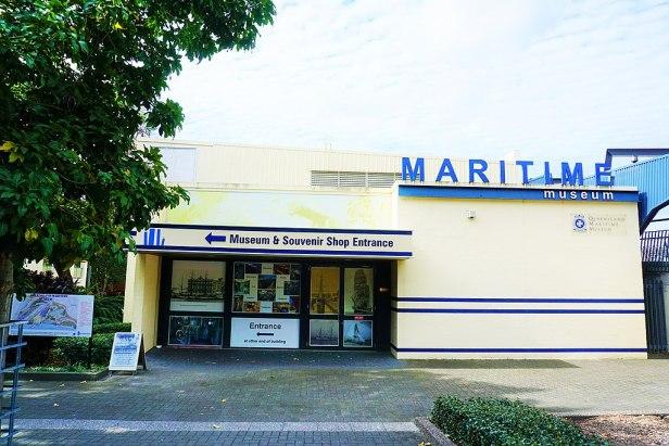 Queensland Maritime Museum - Joy of Museums - External 2
