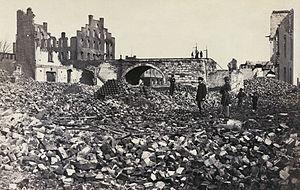 """Ruins in Richmond"" Damage to Richmo..."