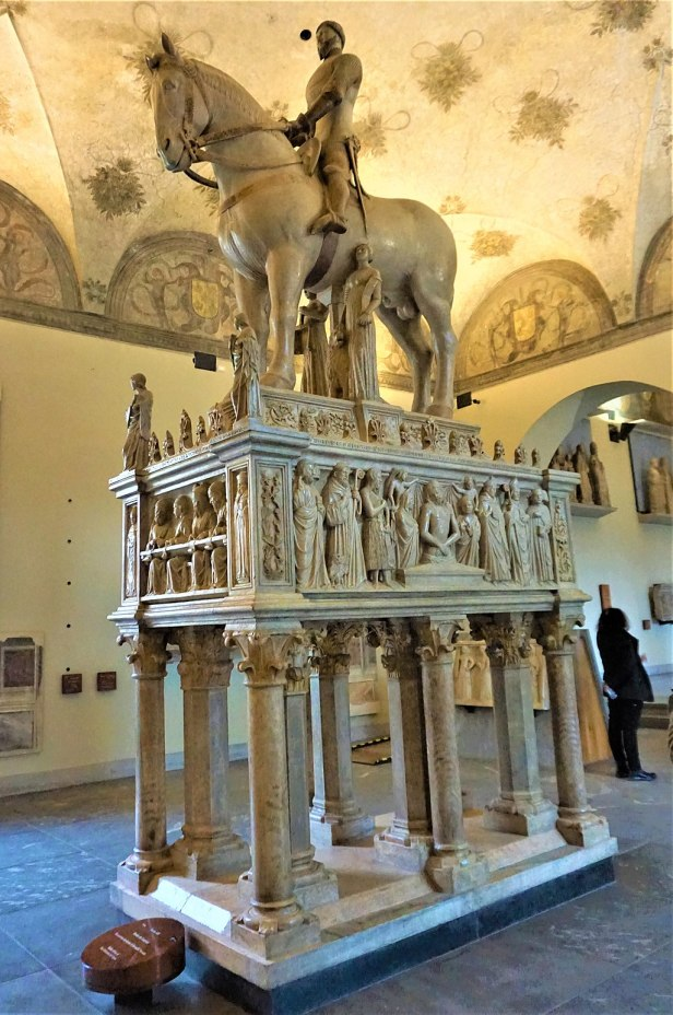 The Tomb of Bernabò Visconti - Joy of Museums