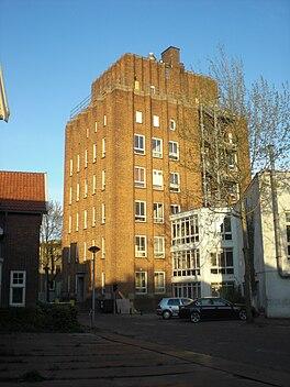 Van der Klaauwtoren, Leiden