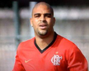 Adriano, Brazilian footballer.