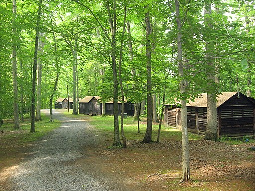 Cabin Camp 3 PRWI