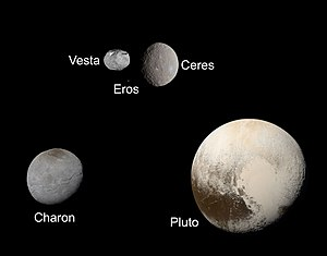 Asteroid belt - Wikipedia