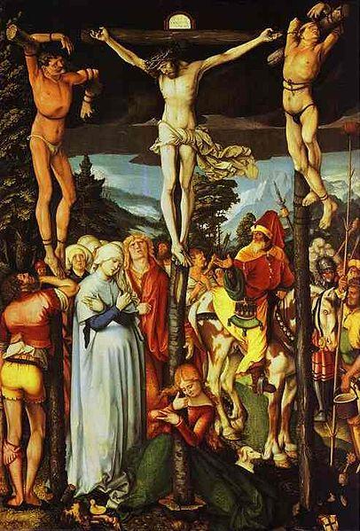 File:Crucifixion Hans Baldung Grien.jpg