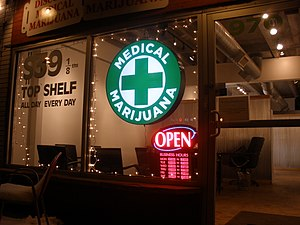 English: Discount Medical Marijuana cannabis s...