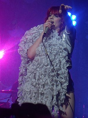 Florence + The Machine, Live at O2 Academy Bri...