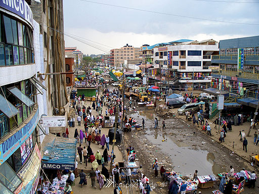 Garissa Market, Eastleigh in Nairobi