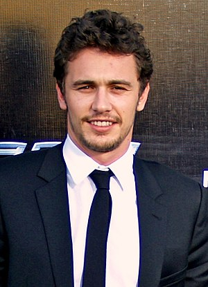 James Franco at the premiere of Spiderman 3 in...