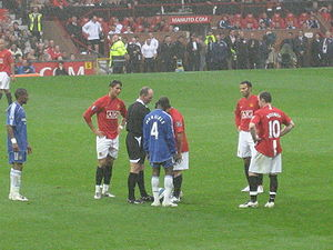 From Manchester United vs Chelsea, Cristiano R...