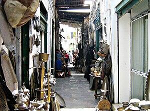 Medina._Tripoli._Libya.