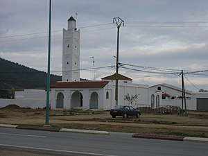 English: Mosque in Ceuta, Spain