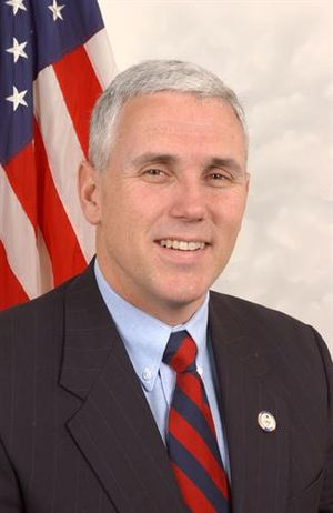 Mike Pence, member of the United States House ...