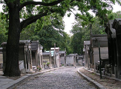 Pere Lachaise Chemin Errazu